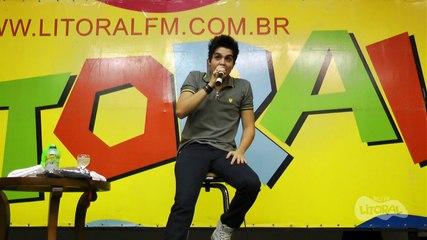 Incondicional - Luan Santana (Ao vivo na Litoral FM)