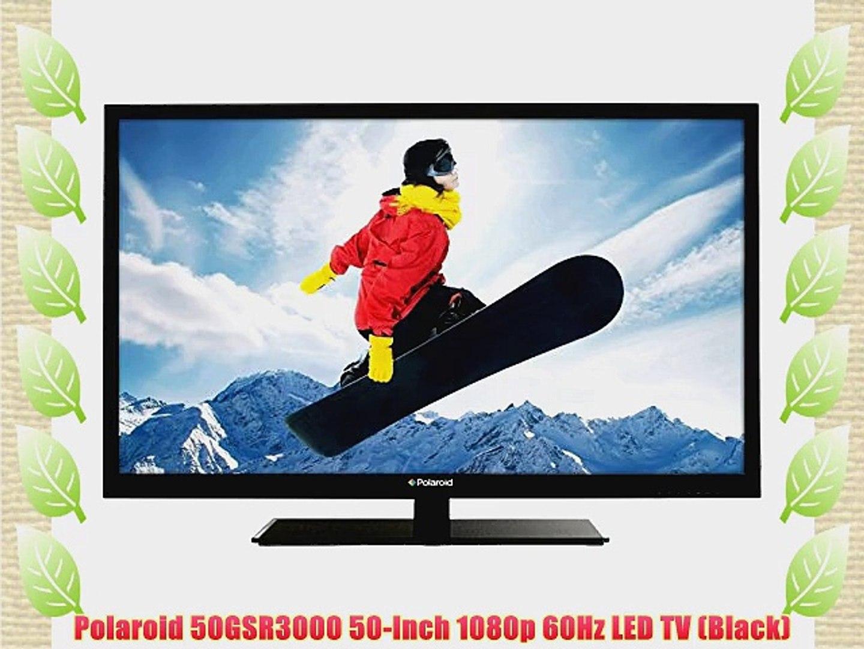 Polaroid 50GSR3000 50-Inch 1080p 60Hz LED TV (Black)