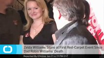 Zelda Williams Stuns at First Red-Carpet Event Since Dad Robin Williams' Death