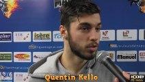 Drakkars de Caen: Quentin Kello