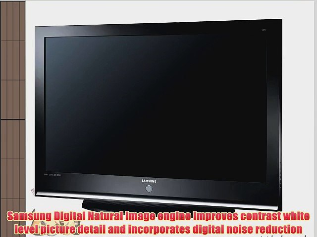 Black Tilting Wall Mount Bracket for Samsung HP-S5053 Plasma 50 ...