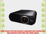 Sony VPL-HS51 Cineza LCD Front Projector