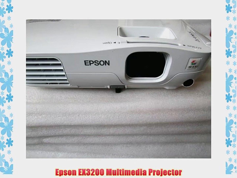 Epson EX3200 Multimedia Projector