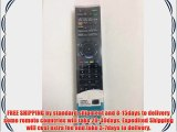 Remote Control Replace For Sony KDL-46Z4100S KDL-46Z4110 LCD HDTV TV