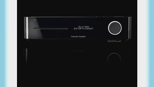 Harman Kardon BDS 5 SO 5 1 Channel Blu-ray Home Theater Receiver