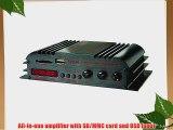 Lepai LP-269FS  4 x 45 Watts Mini Amplifier with Remote USB/MP3/SD and FM