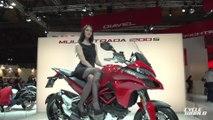EICMA 2014: Ducati Multistrada First Look Video