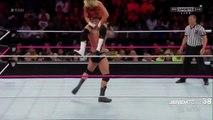 Randy Orton RKO on Dolph Ziggler - Raw - October 13, 2014