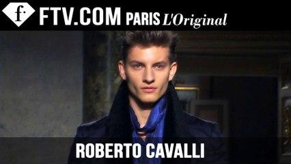 Roberto Cavalli Men Fall/Winter 2015-16 | Milan Men's Fashion Week | FashionTV