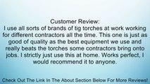 Air Cooled TIG Torches - vt-9fv flex torch Review