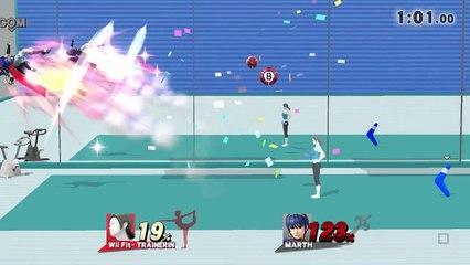 Super Smash Bros. Wii U - Gameplay Video