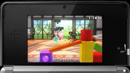Super Smash Bros. 3DS - Gameplay Video