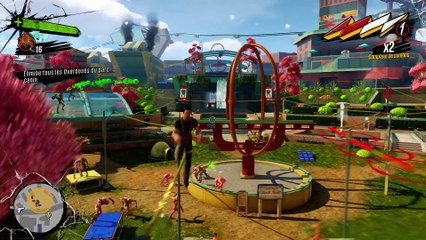 Sunset Overdrive - Gameplay Video