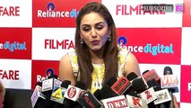 Huma Qureshi unveiled Filmfare 2015 Calendar    Reliance Digital   Part 2