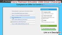 Trainz Railroad Simulator 2006 Driver Challenge Download Free [Instant Download 2015]