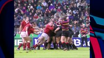 All Blacks produce running rugby masterclass against a spirited Canada at RWC 1991