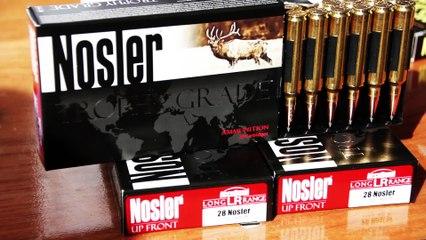 New Long-Range Rifle Load 2015: 28 Nosler | Outdoor Life