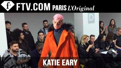 Katie Eary by Woolmark | Menswear Fall/Winter 2015-16 | London Collections: Men | FashionTV