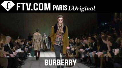 Burberry Men Fall/Winter 2015-16 FULL SHOW | London Collections: Men | FashionTV
