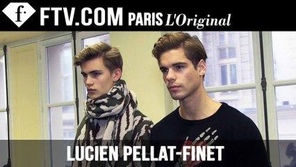 Lucien Pellat-Finet Fall/Winter 2015: Designer's Inspiration | Paris Men's Fashion Week | FashionTV