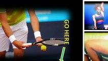 Highlights Yanina Wickmayer vs Sara Errani - australian open tennis results today - 2015 tennis live tv