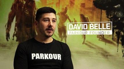 Collaboration avec David Belle de Dying Light