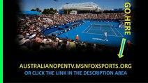 Watch Karolina Pliskova vs Ekaterina Makarova - australian open tennis melbourne 2015 - australian open tennis 2015 tv coverage