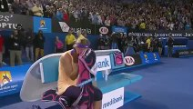 Watch Sara Errani v Yanina Wickmayer - australian open tennis 2015 tv coverage - australian open tennis winners 2015