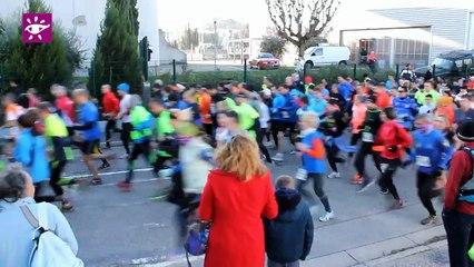 Téléthon 2014 : Foulée verte et marche Nordique à Chateaurenard (13)