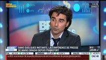 La BCE maintient ses taux d'intérêt: Thierry Sarles, Frederik Ducrozet et Benaouda Abdeddaïm - 22/01