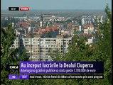A început amenajarea Dealului Ciuperca din Oradea. Lucrările vor costa peste 1.700.000 de euro