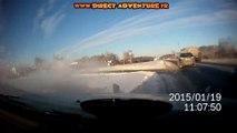 Compilation d'accident de voiture n°167 + Bonus / Car crash compilation #167