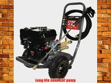 Maxus MX5223 2750 PSI 2.5 GPM Honda GX160 Gas Powered Pressure Washer With 25-Foot Hose