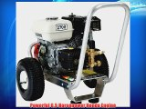 Pressure Pro E3027HG Heavy Duty Professional 2700 PSI 3.0 GPM Honda Gas Powered Pressure Washer