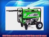 Lifan Energy Storm ES8000E 8000 Watt Lifan 15 HP 420cc 4-Stroke OHV Gas Powered Portable Generator