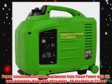 Lifan Energy Storm ESI 2600iER 2800 Watt 150cc 4-Stroke OHV Gas Powered Portable Inverter Generator