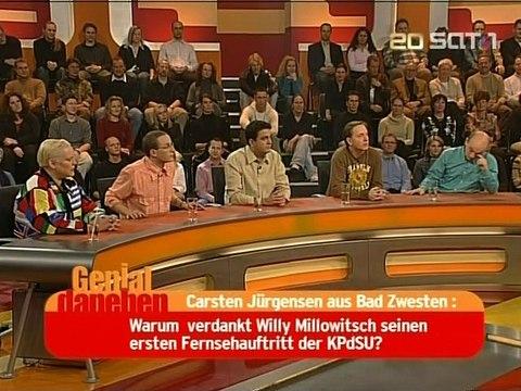 Genial daneben SPECIAL vom 01.01.2004
