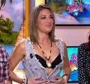 L'incroyable décolleté d'Ève Angéli dans Le Mag - ZAPPING SEXY DU 22/01/2015