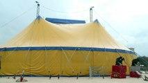 Un mois de cirque à Marseille pour la 1ere biennale internationale
