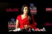 Tabu @ 21st Annual Life Ok Screen Awards 2015   RED CARPET !