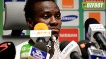 """Accam (Ghana), """"Nous nous concentrons sur notre propre jeu"""""""