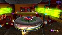 Super mario galaxy gameplay salle de bains, forteresse rocheuse, l'assaut de la forteresse(720p_H.264-AAC)