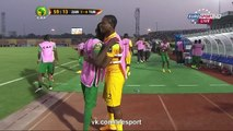 Zambia 1 - 2 Tunisia - African Cup of Nations 2015 - Highlights - 22/01/2015