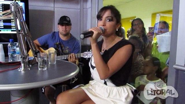 Anitta - Show das Poderosas (Ao vivo na Litoral FM)
