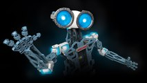 This Is The Erector Set Of Robots, But Way Cooler