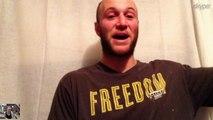 MMA Star Dave Herman On Taser Arrest -- 'If I Was Black I'd Be Dead'