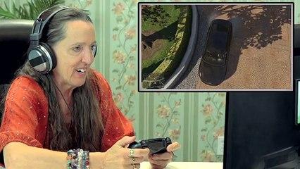 elders play grand theft auto v elders react gaming