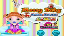 ▐╣Đ- Messy Baby Anna Care  ≈ Désordre puériculture Anna ≈ 乱雑なベビーケア アンナ