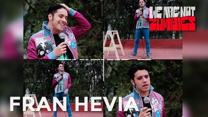 Fran Hevia   Open