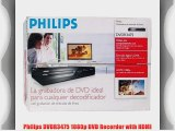 Philips DVDR3475 1080p DVD Recorder with HDMI